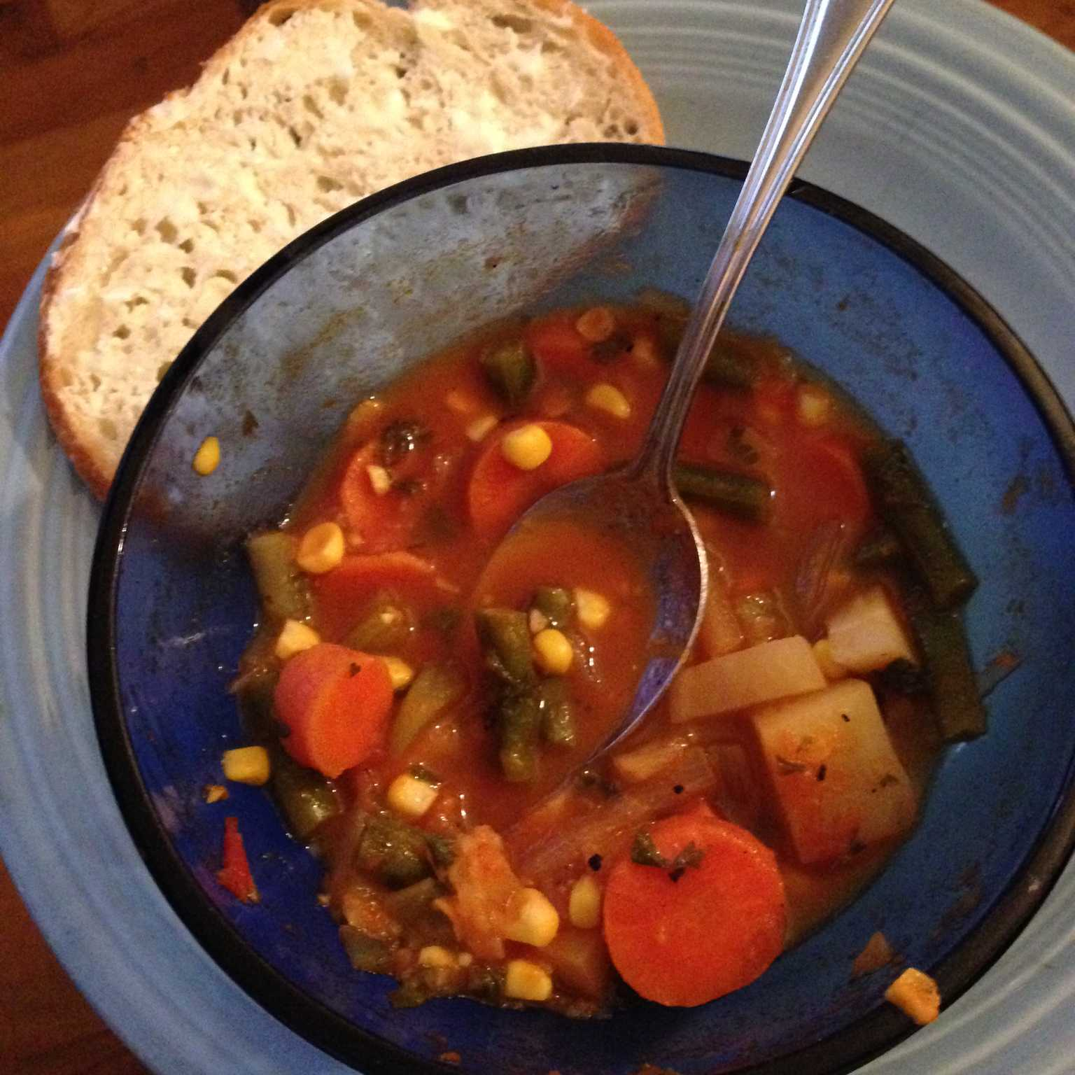 Momma Renee's Veggie Soup