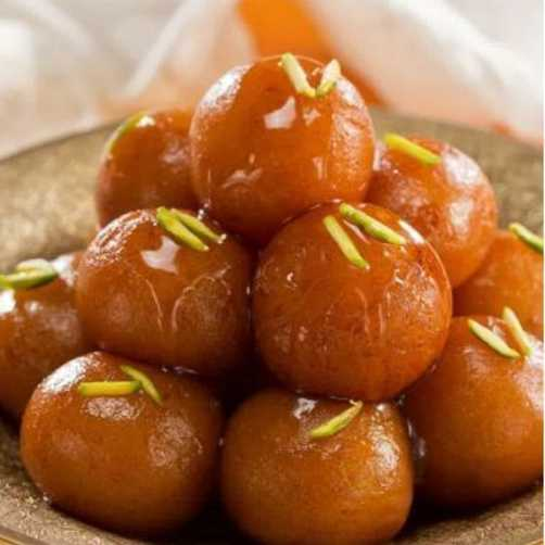 Gulab Jamun Recipe For Sweet Dish